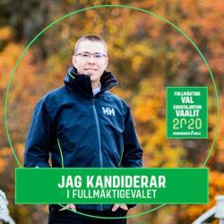 Andreas Hindrén Varuboden-Osla